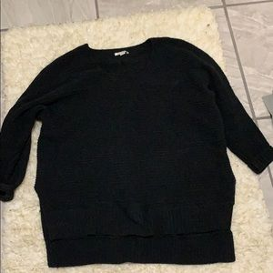 American eagle oversized pullover sweater